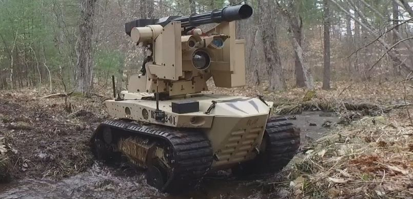AI tank