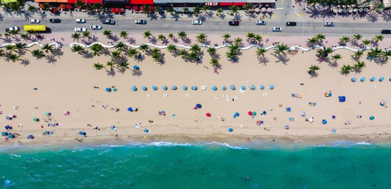 Ft. Lauderdale Aerial