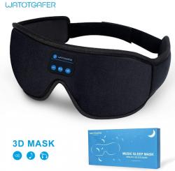 Headphones-Mask Combination