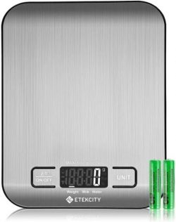 Stainless Steel Food Scale