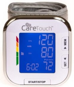 Wrist Blood Pressure Cuff Monitor